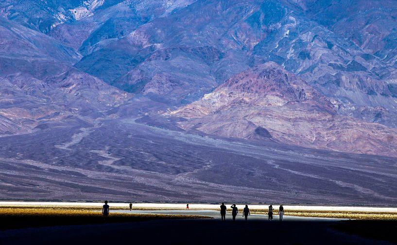 Death Valley - Bad Water van Ilse Schoneveld