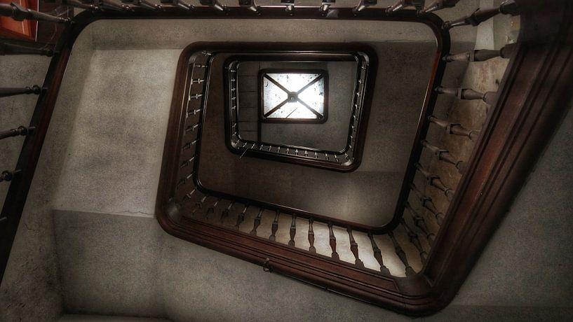 Beautiful staircase von Edou Hofstra