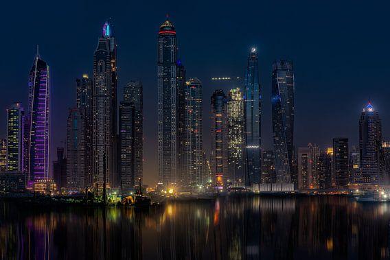 Dubai Marina Palm Jumeirah