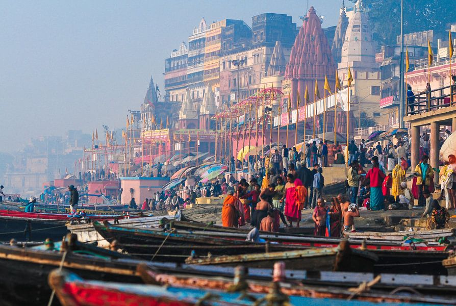 Varanasi, de meest fascinerende stad die ik ooit heb bezocht.