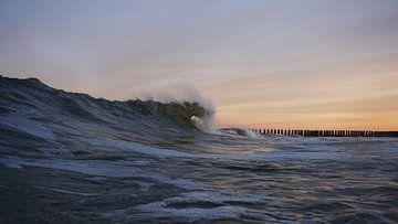 'Het eindeloze geruis van de zee' van Erwin de Visser