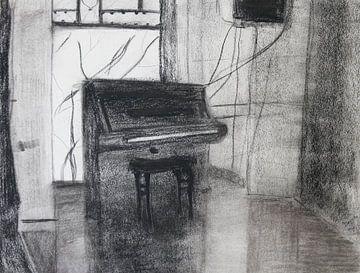 De piano (The Piano, Das Klavier) van Catharina Mastenbroek