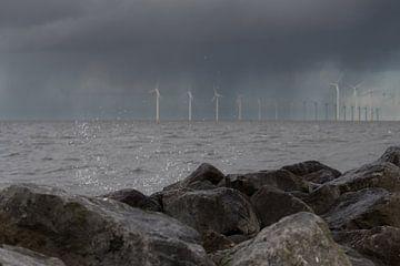 Hollandse windmolens 2.0 van Jos Reimering