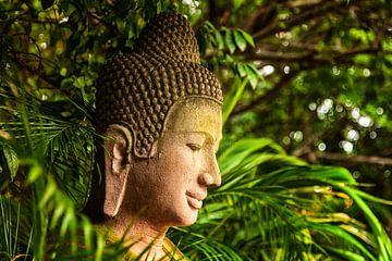 Boeddha in Cambodja von Jaap van Lenthe