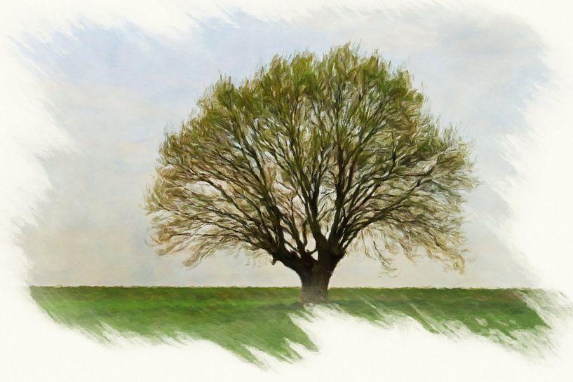 Baum des Lebens von Marion Tenbergen