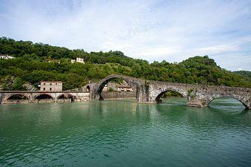 Ponte della Maddalena, De duivelsbrug van Martijn Mureau