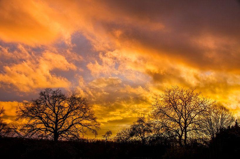 Der Himmel brennt von Fartifos