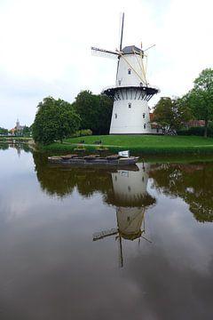 Molen De Hoop, Middelburg von Peter Polling