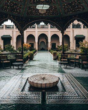 Jardin secret, Marrakech sur Marion Stoffels