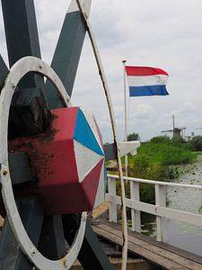 De nederlandse kleuren van