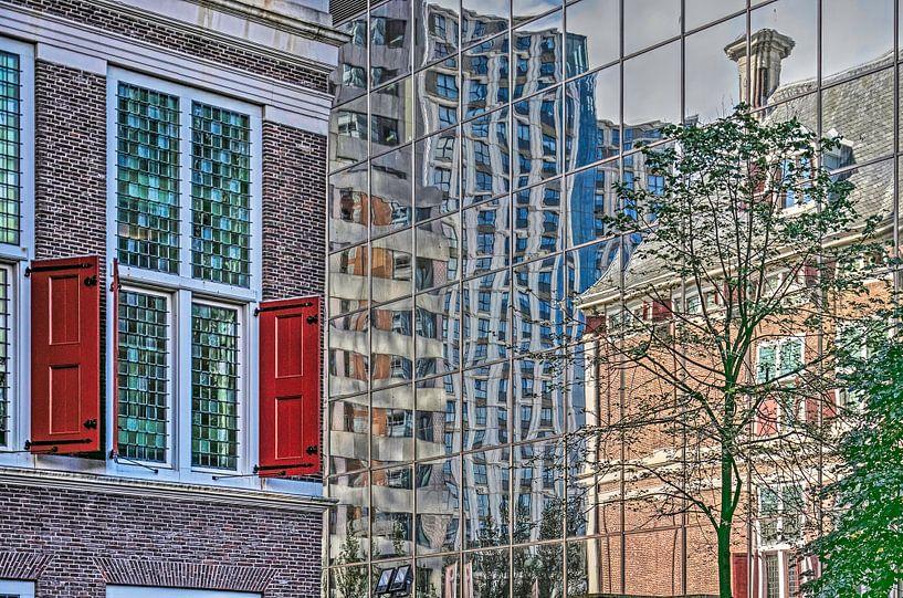 Le Schielandshuis deux fois sur Frans Blok