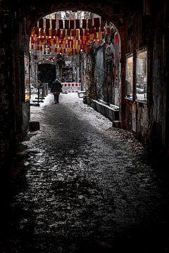 Berliner Winter von Robin Berndt