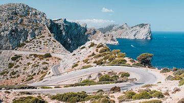 Kustweg Mallorca van Rob van Dongen