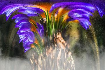 Concept flora : Krokusvleugels van Michael Nägele