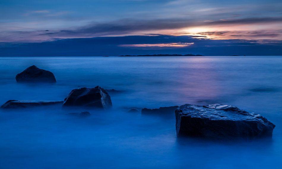 Norway Beach van Tom Opdebeeck