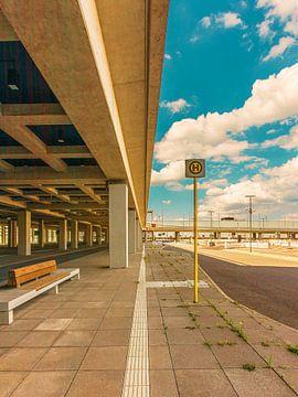 Bus Stop von Michael Schulz-Dostal