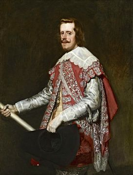 Koning Filips IV van Spanje, Diego Velázquez