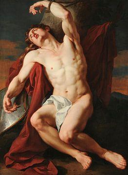 Das Märtyrertum von St. Sebastian, François-Guillaume Ménageot