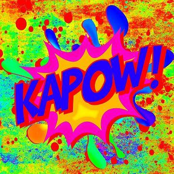 Kapow! van PictureWork - Digital artist