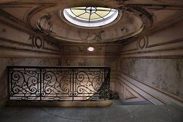 Treppenlicht von Jan van de Riet