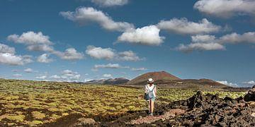 Timanfaya-Lanzarote von Harrie Muis
