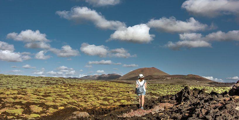 Timanfaya-Lanzarote van Harrie Muis