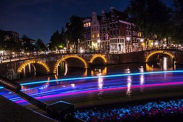 Brug 46 Amsterdam, Leidsegracht van Alex van der Aa