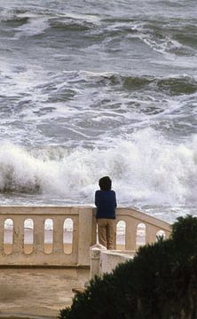 De jongen en de zee von Paul Teixeira