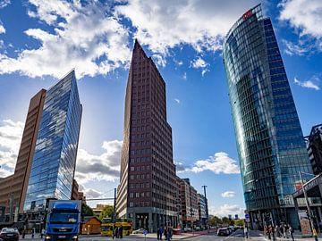 Berlin, Wolkenkratzer, von Henri van Rheenen