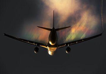 Rainbow Vapour sur Martin Boschhuizen