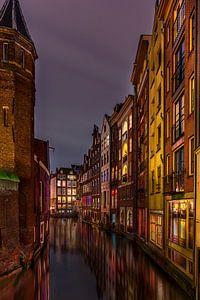 Spooksteeg Amsterdam van