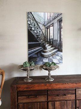 Klantfoto: De piano hal van William Linders