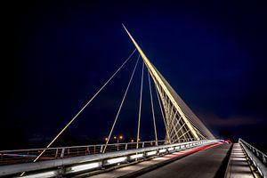 Calatravabrug De Harp van Jolanda van Straaten
