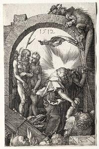 Christus im Vorgeborenen, Albrecht Dürer