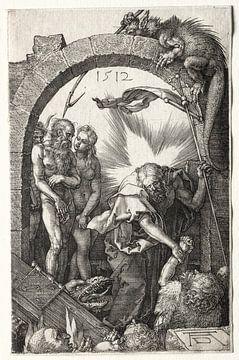 Christus in het voorgeborchte, Albrecht Dürer van De Canon