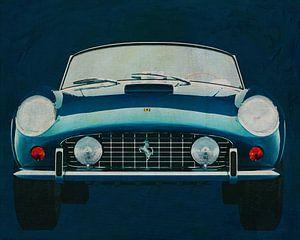 Ferrari 250GT Spyder California 1960 Face avant