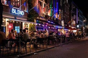 De Amsterdamse Regulierdwarsstraat van Arno Prijs