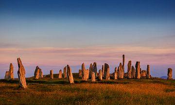 Callanish Standing Stones, Écosse sur Adelheid Smitt