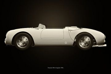 Porsche 550-A