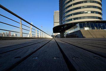 Linien in Rotterdam von Kristof Ven