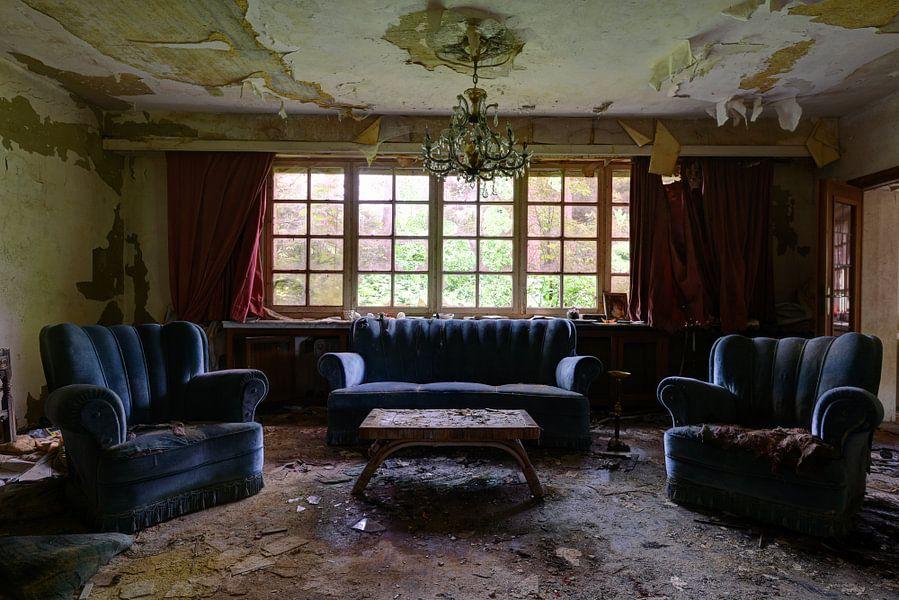 Verlaten Huis van Herwin Wielink