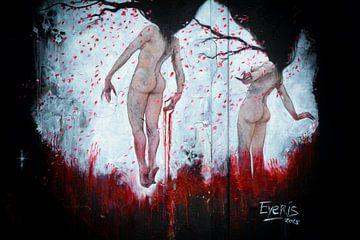 Vermoorde onschuld. van Ton Bijvank