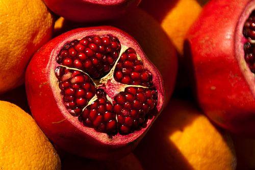 juicy pomegranate von Sense Photography