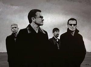 U2 Schilderij