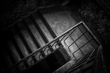 L'escalier sur Gonnie van de Schans
