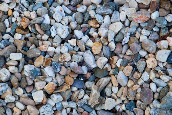 Grind stenen van Sigrid Klop