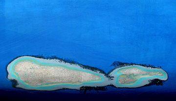 eilandelijk 3 van Marlies Verda