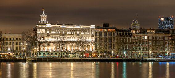 Wereldmuseum Rotterdam van Mark De Rooij