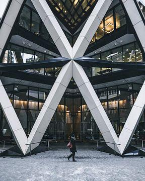 Symmetrie in der Architektur von MAT Fotografie