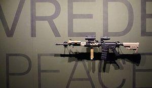 Vrede met wapen, Nationaal Militair Museum, Soest